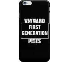 Wayward Pines - First Generation iPhone Case/Skin