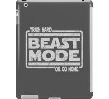 Beast Mode - Train Hard Or Go Home iPad Case/Skin