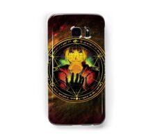 Edward Transmutation Circle Samsung Galaxy Case/Skin