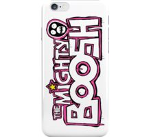 The Mighty Boosh – Dripping Pink Writing & Mask iPhone Case/Skin