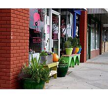 storefront Photographic Print