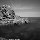 Malua Bay Shag Rock by Crispin  Gardner IPA