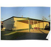 Shack No 6 - Aldinga Beach, South Australia Poster