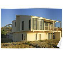 Esplanade Shack No10 - Aldinga Beach, South Australia Poster