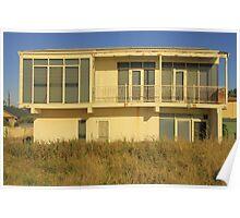 Esplanade Shack No11 - Aldinga Beach, South Australia Poster
