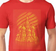 Russian Bricks Unisex T-Shirt