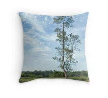 Carine wetlands Throw Pillow