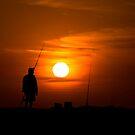 Rising Sun by Malcolm Katon
