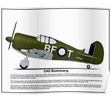 CAC Boomerang Profile Poster