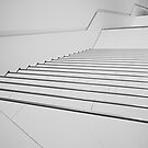 Porsche Museum - Stairs 1 by PeterBusser