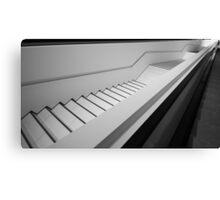 Porsche Museum - Stairs 3 Canvas Print