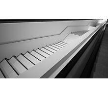 Porsche Museum - Stairs 3 Photographic Print