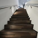 Porsche Museum - Stairs 4 by PeterBusser