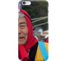Half Masked iPhone Case/Skin
