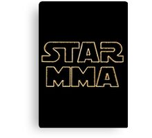 STAR MMA Canvas Print