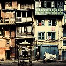 Homes in Kathmandu #0101 by Michiel de Lange
