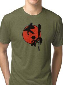 Okami Logo Tri-blend T-Shirt