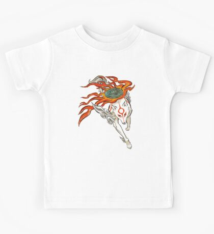 Amaterasu Kids Tee