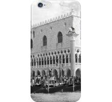 St. Mark's Square & Gondolas iPhone Case/Skin