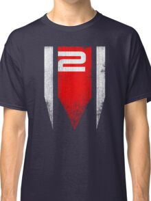ME2 Grunge Classic T-Shirt