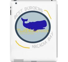 Two Whales Diner iPad Case/Skin