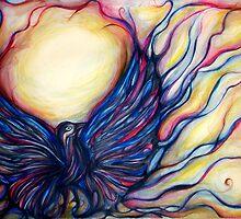 Bird of Paradise by Leni Kae