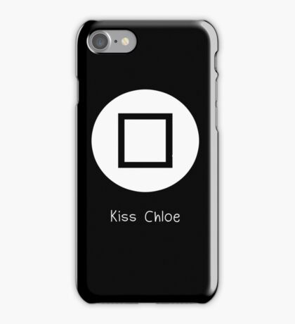Kiss Chloe iPhone Case/Skin