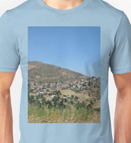 a beautiful Algeria landscape Unisex T-Shirt