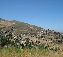 a beautiful Algeria landscape by beautifulscenes