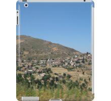 a beautiful Algeria landscape iPad Case/Skin