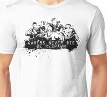 We never die! Unisex T-Shirt
