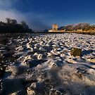Cold Day at Narrow Water, Warrenpoint by Alan McMorris
