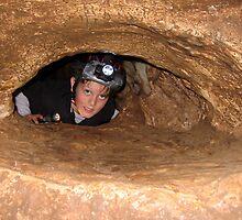 Caving by Cheryl Parkes