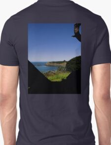 And the window opens Unisex T-Shirt