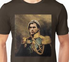Thor Chris Hemsworth old fashioned vintage portrait 2 Unisex T-Shirt