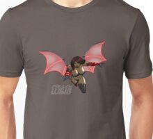 Fallen Wing Soaring Unisex T-Shirt