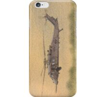 Pave Hawk Helicopter HH-60 On A Mission iPhone Case/Skin