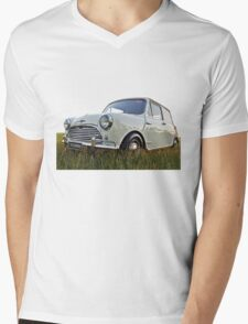 Mini Coope S 1967 Mens V-Neck T-Shirt