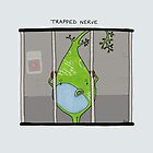 Trapped Nerve by Cartoon Neuron