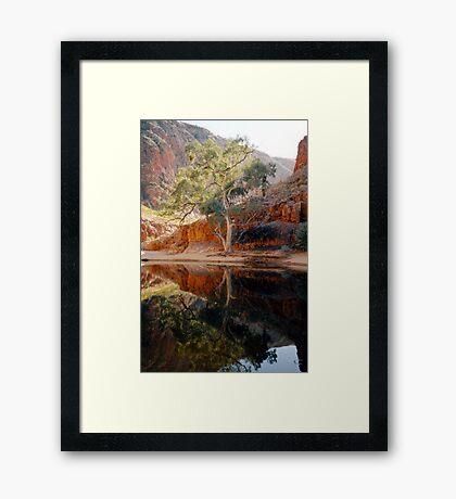 Ormiston Gorge Framed Print