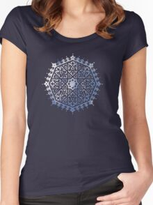 Traditional 08 Women's Fitted Scoop T-Shirt
