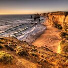 Say Amen ! - The Twelve Apostles Great Ocean Road - The HDR Experience  by Philip Johnson