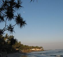 Bali - Moon Beach by soulimages