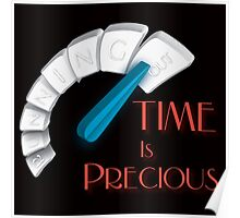 Time is Precious Poster