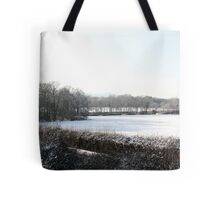 A dusting of white Tote Bag