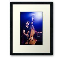 Colourfull Jazz 02 Framed Print