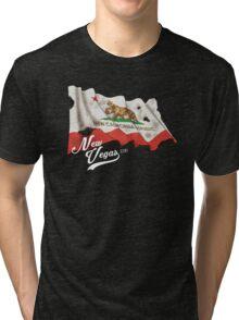 New Vegas - Circa 2281 Tri-blend T-Shirt