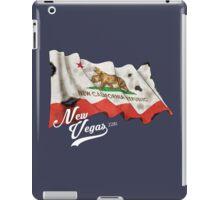 New Vegas - Circa 2281 iPad Case/Skin