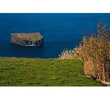 Islet, Azores Photographic Print