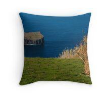 Islet, Azores Throw Pillow